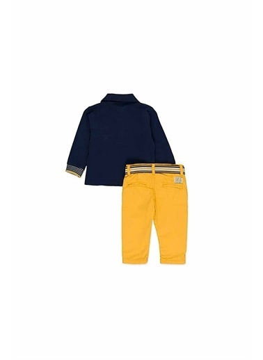 Losan Kazak Pantolon Çocuk Erkek Takım Lacivert